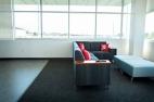 Tandus Carpet Tile, Forbo Linoleum