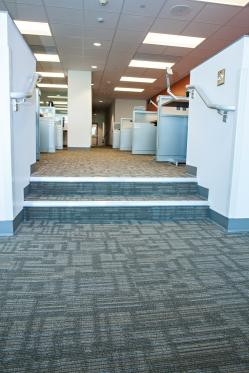 Julie Industries Static Dissipative Carpet Tiles