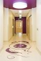 Intricate Floor Pattern - Purple